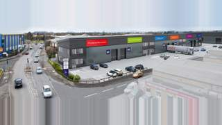 Primary Photo of Kingsditch Trade Park