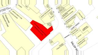 Goad Map for Old Regal Cinema Retail Complex - 2