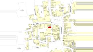 Goad Map for The Old Town House - 1
