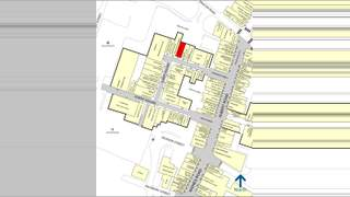 Goad Map for Albert Square Shopping Centre - 3