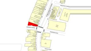 Goad Map for 184 Streatham High Rd - 2