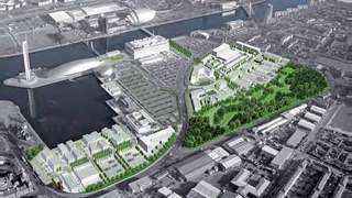 Primary Photo of Proposed Development Site