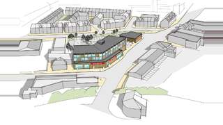 Other for Proposed Retail Scheme - 1