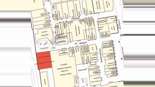 Goad Map for The Strand Shopping Centre - 1