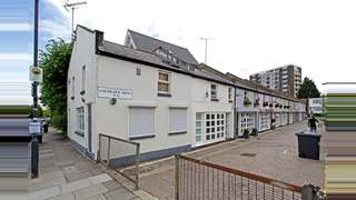 Primary Photo of 1-10 Goldhawk Mews