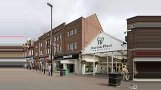 Primary Photo of Burton Place Shopping Centre