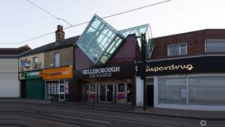 Primary Photo of Hillsborough Shopping Centre