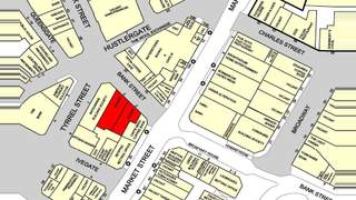 Goad Map for Broadway House - 1