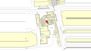 Goad Map for Rivergate Shopping Centre - 3