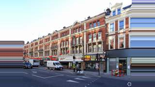 Primary Photo of 66-70 Shaftesbury Ave