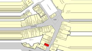 Goad Map for The Rock Shopping Centre - 1