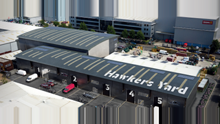 Primary Photo of Hawkers Yard