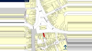 Goad Map for 13-14 Fore St - 2