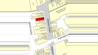 Goad Map for 2-18 Princes St - 1