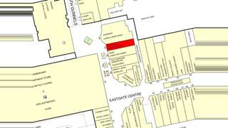 Goad Map for Eastgate Shopping Centre - 2