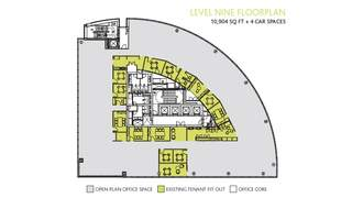 Floor Plan for Capella - 7
