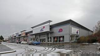 Primary Photo of Hatters Way Retail Park