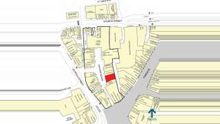 Goad Map for Orchard Square Shopping Centre - 2