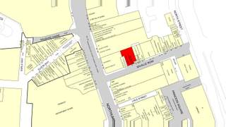 Goad Map for 6-9A Saville Row - 2