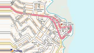 Plat Map for 19 Fore St - 1