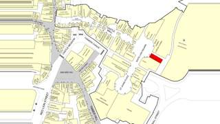 Goad Map for Castle Mall Shopping Centre - 1