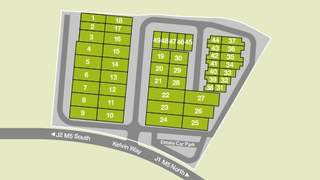 Site Plan for Kelvin Way - 1