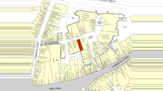 Goad Map for Maylord Shopping Centre - 1