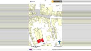 Goad Map for Brook St - 2