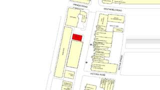 Goad Map for 248 Linthorpe Rd - 2
