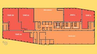 Floor Plan for Number 8 First Street - 2