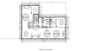 Floor Plan for New North Square - 2