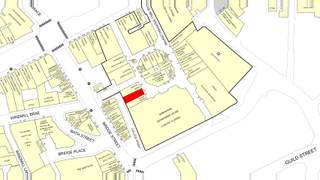 Goad Map for Trinity Centre - 2