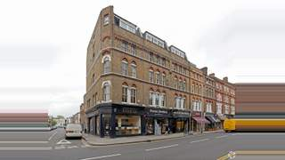 Primary Photo of 317-321 Fulham Rd