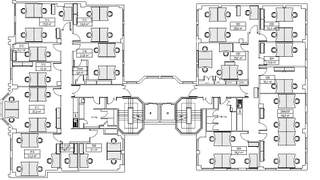 Floor Plan for Gainsborough House - 1