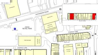 Goad Map for Henley House - 3