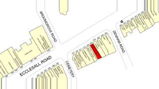 Goad Map for 367 Ecclesall Rd - 2