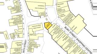 Goad Map for Abbey Shopping Centre - 2