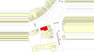Goad Map for 1-7 Collier Row Rd - 2