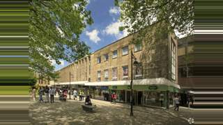 Primary Photo of Crompton Place Shopping Centre