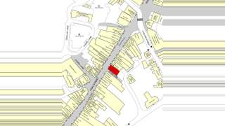 Goad Map for 133 High St - 2