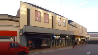 Primary Photo of Rowland Hill Shopping Centre