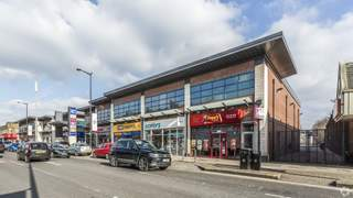 Primary Photo of Cheetham Hill Shopping Centre