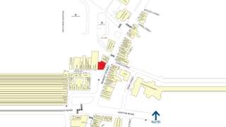 Goad Map for Droylsden Shopping Centre - 1