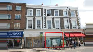 Building Photo for 206-208 Kentish Town Rd - 1