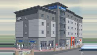 Primary Photo of Travelodge Birmingham Halesowen Hotel