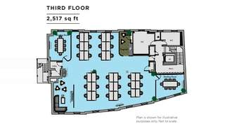 Floor Plan for Pannell House - 2