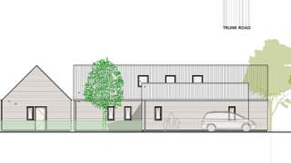 Primary Photo of Proposed Cafe