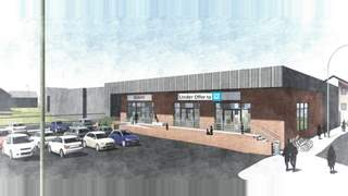 Primary Photo of Retail Development