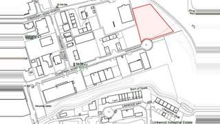 Plat Map for Industrial Unit - 6