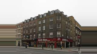 Primary Photo of 199-205 Edgware Rd